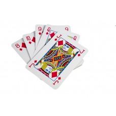 Hiiglaslikud mängukaardid