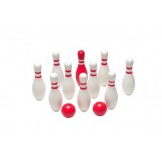 Punavalge bowling